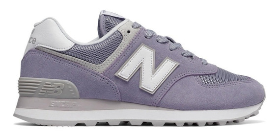 Zapatillas Urbanas New Balance 574 Classic Mujer Pastel Pack