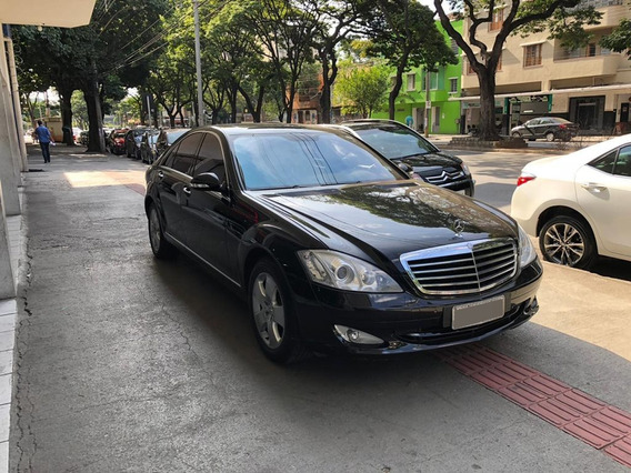 Mercedes-benz S 500 5.0 Sedan V8 Gasolina 4p Automático