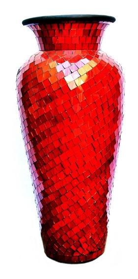 Jarrón Copa 60cm Venecitas Exotico Decoración Moderno Living 101.040060