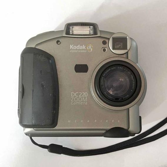 Camera Kodak Dc 220 Retirada De Peças