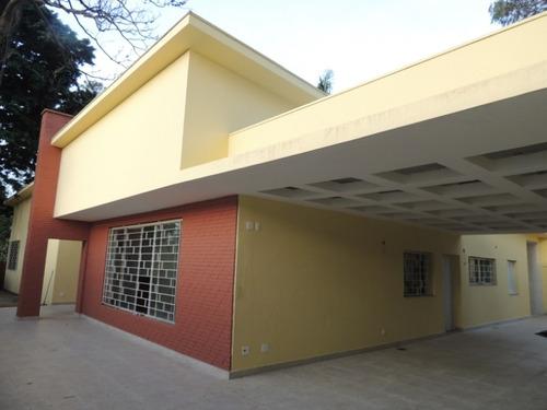 Imagem 1 de 15 de Casa-são Paulo-alto Da Boa Vista | Ref.: Reo139721 - Reo139721