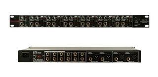 Auriculares Amplificador 6 Canales Takstar Ha-618 Rack Audio