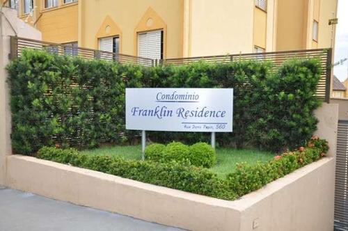 Apartamento Padrão Com 3 Quartos No Franklin Residence - 435214-v