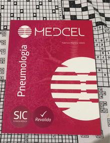 Livro Pneumologia Revalida Medcel 2018 Extensivo