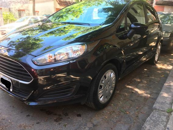 Ford Fiesta 1.6l S, 5 Puertas.