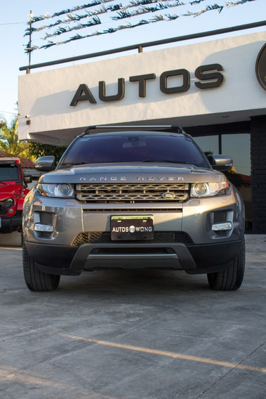 Range Rover Evoque Plus