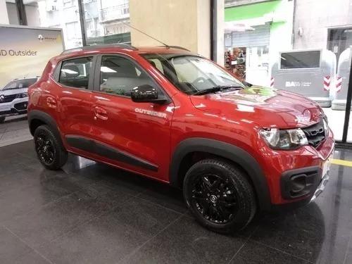 Renault Kwid Outsider Entrega Segura $286.000 Y Cuotas (lf)