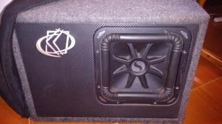 Cajon Kicker Original L5 10 Pulgadas (150vrd)