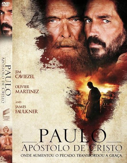 Dvd Paulo, Apóstolo De Cristo 2018 + Outro Filme De Brinde