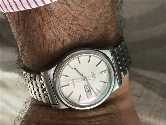 Relógio Omega Genève Automatic Clendário