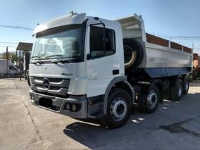 Mb Atego 2426 Bi-truck Caçanba