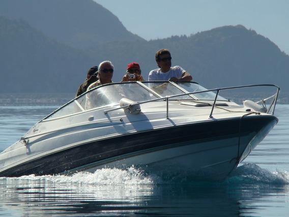 Lancha Bayliner 2052 Cuddy Capri Unico Dueño 450 Hs. De Uso
