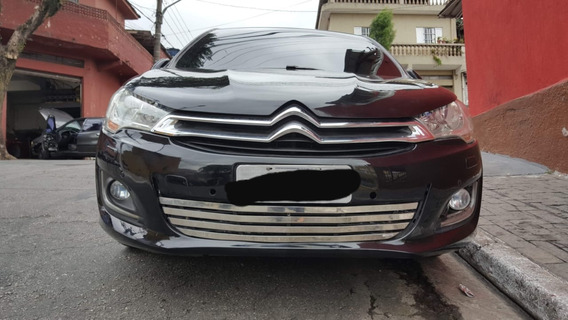 Citroën C4 1.6 Thp Exclusive Aut. 4p 2015