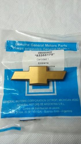Emblema De Baúl Chevrolet Corsa Classic 07/08 Legítimo Gm