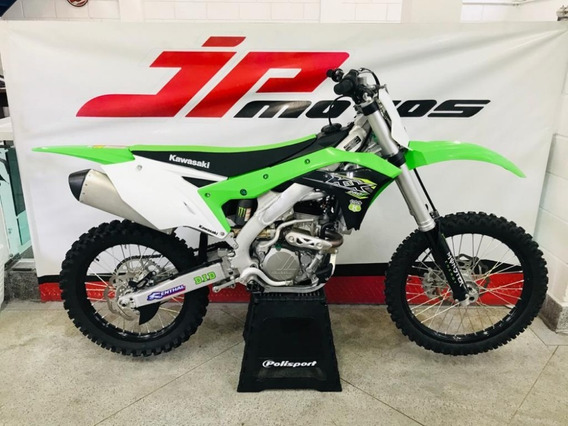 Kawasaki Kx 250 2018 Verde 1 Hora De Uso Estado Zero