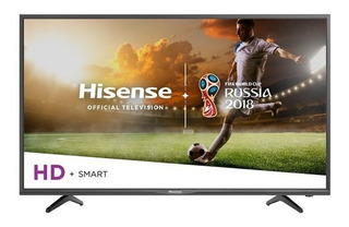 Televisión Hisense 32 Smart Wifi 1366 X 768 Pixeles