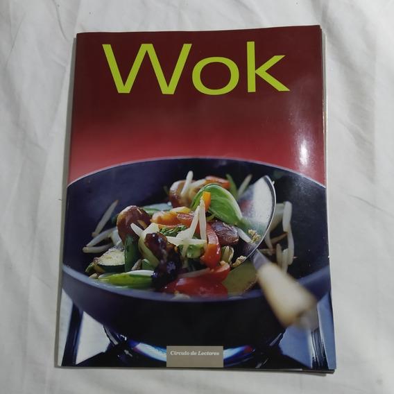 Wok - Livro De Receitas Culinária Japonesa