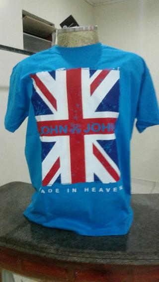 Kit 10 Camisas 100%algodao