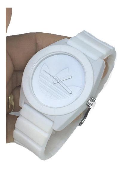 Relógio Unissex Silicone Barato Promoção