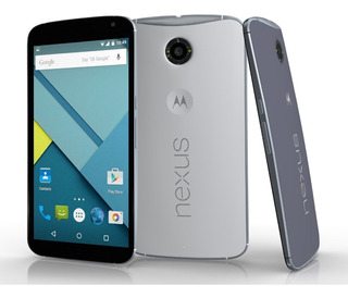 Raro+lacrado Motorola Nexus 6 Google Branco 32/3gb+original