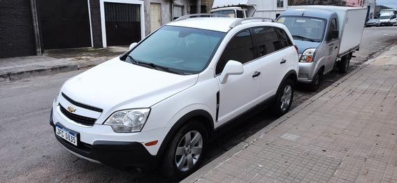 Chevrolet Captiva Sport 2.4 Automatica 167cv 2012