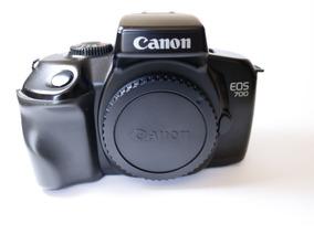 Câmera Fotográfica Analógica Canon Eos 700
