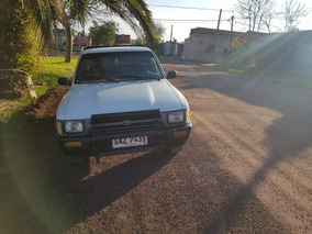 Toyota Hilux 2.4 S/cab 4x2 D 1991