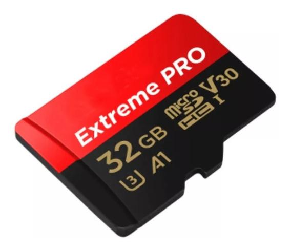 Cartao Memoria Extreme Pro Micro Sdhc 100mb/s 32gb Moto Z X