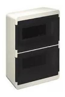 Caja Para Térmica 16 Bocas Exterior C/puerta Roker Pr 616
