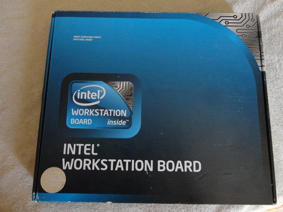 Placa S5520sc Hc X58 1366 Server Intel Xeon Game Workstation