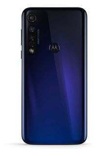 Motorola Moto G8 Plus 64gb 4gb Ram Cuadruple Cam Bat 4000