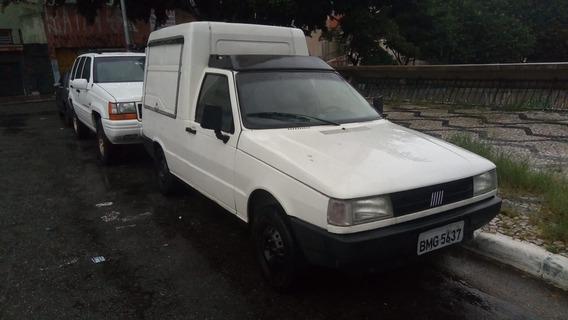 Fiat Fiorino - Motor: 1.5 Ano: 1993 Cor: Branco (2 Portas)