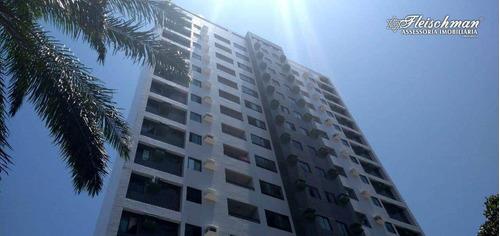 Imagem 1 de 30 de Apartamento Com 2 Dormitórios À Venda, 47 M² Por R$ 275.000,00 - Boa Viagem - Recife/pe - Ap0624