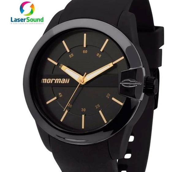 Relógio Mormaii Feminino Mopc21jah/8p, C/ Garantia E Nf