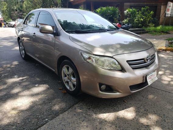 Toyota Corolla 1.8 Xei Mt, Anticipo Mas Cuotas, Permuto