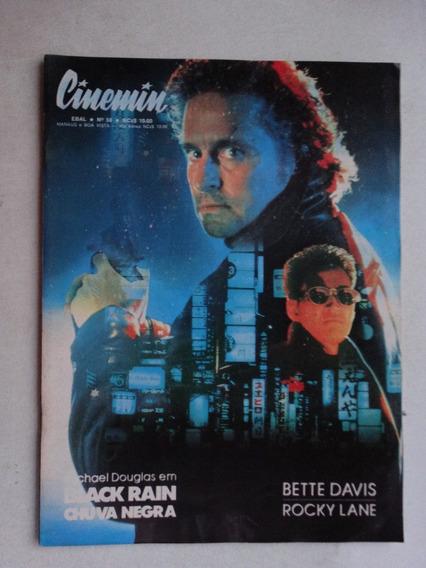 Cinemin Nº 58! 5ª Série! Ebal Novembro 1989!