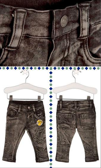 Pantalon Negro Pantalones Largos Para Niño