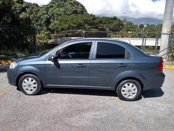 Chevrolet Aveo Lt 2013