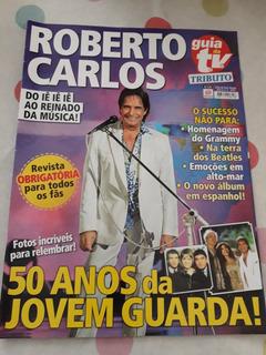 Revista Especial Roberto Carlos Colecionável Para Fans !