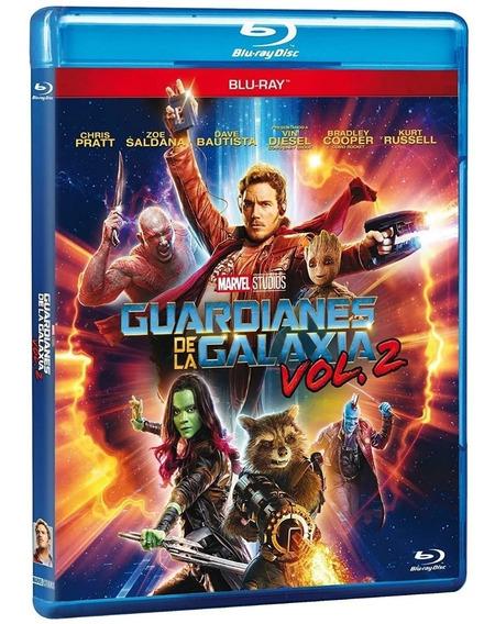 Blu Ray Guardianes De La Galaxia Vol. 2