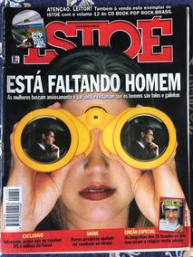 Revista Isto É Ed 30 Junho 1999 Nº 1552 Está Faltando Homem