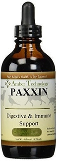 Amber Technology Paxxin All Natural Parvo Aid For Dogs, 4-ou