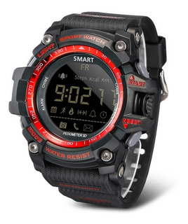 Reloj Hombre Deportivo Digital Ex 16 Modelo 2019 Conecta Al Celular