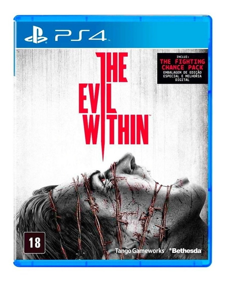 The Evil Within Psn Ps4 Original 02
