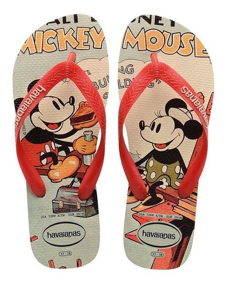 Zonazero Havaianas Ojotas Disney Stylish Niños Originales