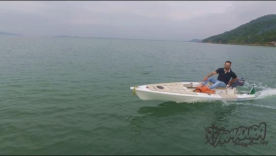Barco, Caiaque E Sup Em Um Só! Ideal Para Pesca E Lazer.
