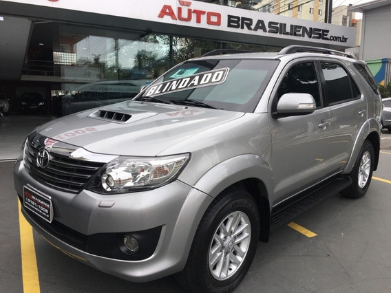 Toyota Hilux Sw4 Hilux Sw4 Srv Turbo Diesel 7 Lugares