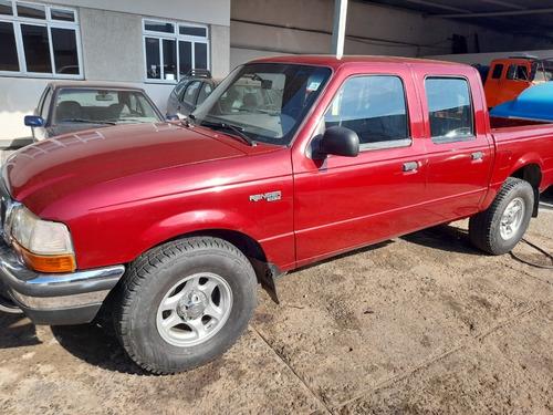 Ford  Ranger  Xlt  C Dupla  1998