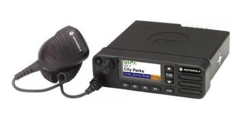 Imagen 1 de 1 de Rádio Móvel Motorola Mototrbo Dgm 5500e