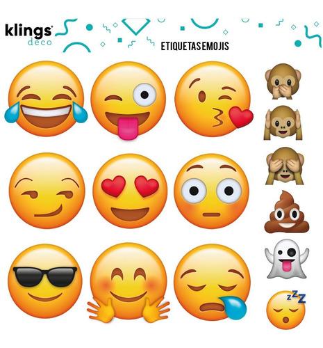 Imagen 1 de 2 de Etiquetas Para Frascos Botellas Frases Transparente Emojis